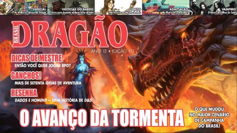 Saiu na Dragão Brasil